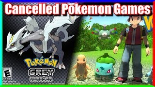 Download Top 5 Cancelled & Unreleased Pokemon Games | Gaming History Video