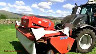 Download Cumbrian Silage '19 - Valtra plus Triples Mowing. Video