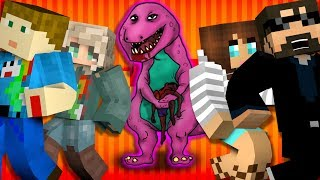 Download Minecraft: BARNEY MURDER | MODDED MINI-GAME Video