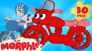 Download My Red Motorbike's Big Chase - My Magic Pet Morphle Motorbike and Vehicle Videos For Kids Video