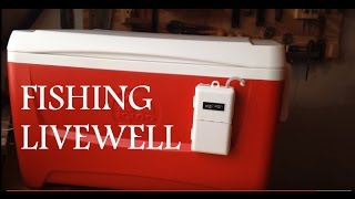 Download How To Make A Livewell From A Cooler For Less Than $30 Video