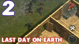 Download LAST DAY ON EARTH GAMEPLAY - ZOMBIE HORDE? - (iOS / ANDROID) - #2 Video