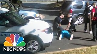 Download Keith Scott's Wife's Recording of Charlotte Shooting (Exclusive Video) | NBC News Video