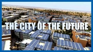 Download Masdar: The City of the Future | Fully Charged Video
