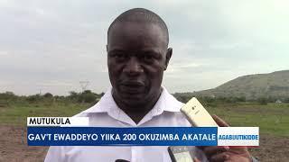 Download Gav't ewaddeyo yiika 200 okuzimba akatale Video