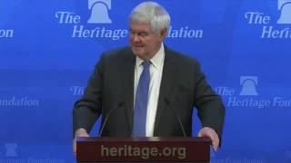 Download Newt Gingrich on Trumpism: How Trump Beat the Liberal Media Video