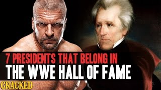 Download 7 Presidents That Belong In The WWE Hall Of Fame Video