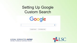 Download Setting Up a Custom Search Engine Video