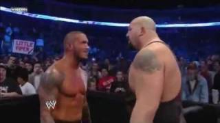 Download RANDY ORTON HEEL TURN AGAINST BIG SHOW - WWE Smackdown 2/10/12 Video