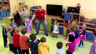 Download How to teach Kids | from a Prague kindergarten, part 1 | English for Children Video