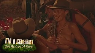 Download Jordan's Boob Slip Caused By Peter | I'm A Celebrity...Get Me Out Of Here! Video
