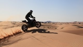 Download Sportbike Desert Ride Video