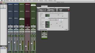Download Pro Tools Tips & Tutorials: Busses and Aux Sends Video