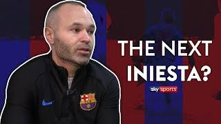Download Finding The Next Andres Iniesta | The Barca Way | Sky Sports Documentary Video
