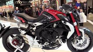 Download 2018 MV Agusta Dragster 800 RR SE Special Lookaround Le Moto Around The World Video