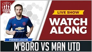 Download Middlesbrough vs Manchester United LIVE STREAM WATCHALONG Video