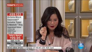 Download HSN | Victoria Wieck Jewelry Anniversary 09.21.2016 - 12 AM Video