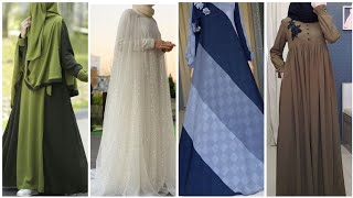 Download New Colorful Abaya Designs - Amazing Abaya Designs Collection - Burka Designs || Hijab Fashion Video
