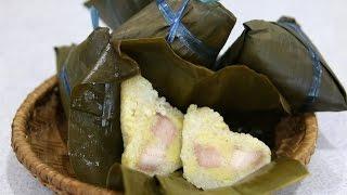 Download BÁNH Ú - Pyramid Sticky Rice Dumplings Video