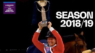Download The Longines FEI Jumping World Cup™ (WEL) is back! - Season 2018/19 Video