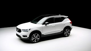 Download The New Volvo XC40: Walk Around Video