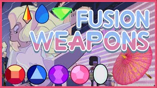 Download Possible Fusion Weapons in Steven Universe! Video