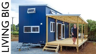 Download Young Woman's Incredible Tiny Forever Home Video