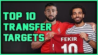Download LIVERPOOL Transfer Targets 2019 (TOP 10) Transfer News ft. Dybala & Fekir Video