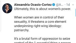 Download Ocasio Cortez (ABORTION IS POWER) Video