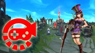 Download 360° Video - Summoner's Rift, League of Legends Video