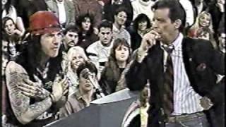 Download Ace Frehley on Morton Downey Jr pt1 Video