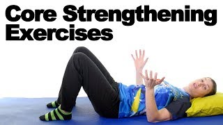 Download 7 Great Core Strengthening Exercises - Ask Doctor Jo Video