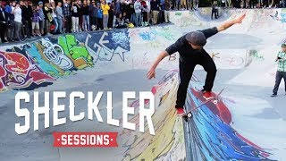 Download Sheckler Sessions: Skating Bowls and Amsterdam | S1E6 Video