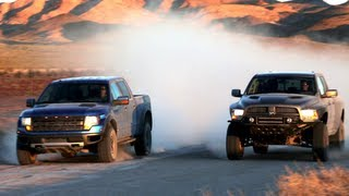 Download Ford Raptor vs Ram Runner! - Head 2 Head Episode 14 Video