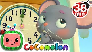 Download Hickory Dickory Dock | +More Nursery Rhymes & Kids Songs - ABCkidTV Video