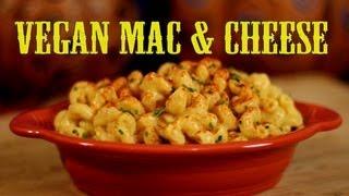 Download Vegan Mac and Cheese Recipe | The Vegan Zombie Video