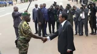 Download 46ème Edition de la Fête Nationale du Cameroun - Défilé Militaire Video