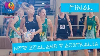 Download FINAL   New Zealand v Australia   #NWYC2017 Video