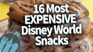 Download The Most Expensive Disney World Snacks Video
