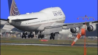 Download Tokyo Narita Airport with great American international planes at fantastic Spot Sakuranoyama Park Video