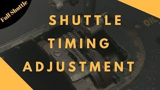 Download शिलाई प्रॉब्लम | Shuttle Timing Adjustment | Full Shuttle Video