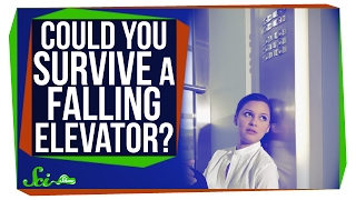 Download Could You Survive a Falling Elevator? Video