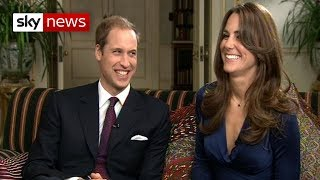 Download Prince William And Kate's First Interview Since Getting Engaged Video