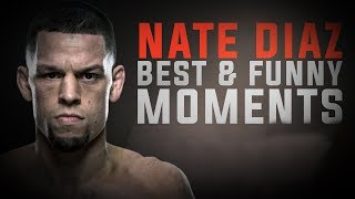 Download Nate Diaz Best and Funniest Moments│Funny Videos 2016 NEW Video