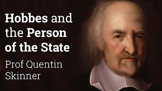 Download Hobbes and the Person of the State | Professor Quentin Skinner Video