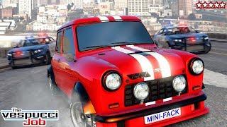 Download GTA 5 New DLC Cars & Game Mode - GTA Online DLC Focus RS Vespucci Job - Did GTA Copy My Game Mode Video