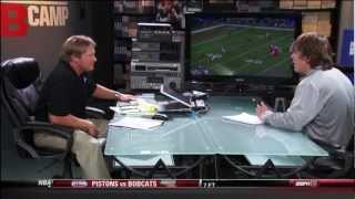 Download Kellen Moore On ESPN 's Gruden's QB Camp Video