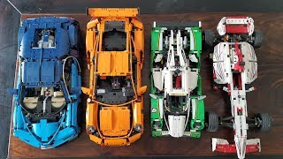 Download Lego Chiron 42083 build, review and comparison Video