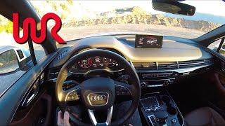 Download 2017 Audi Q7 3.0T quattro - WR TV POV Canyon Drive Video