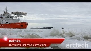 Download Icebreaking emergency and rescue vessel ″Baltika″ Video